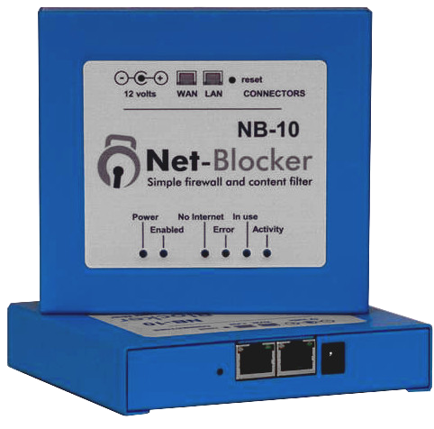 net blocker enclosure